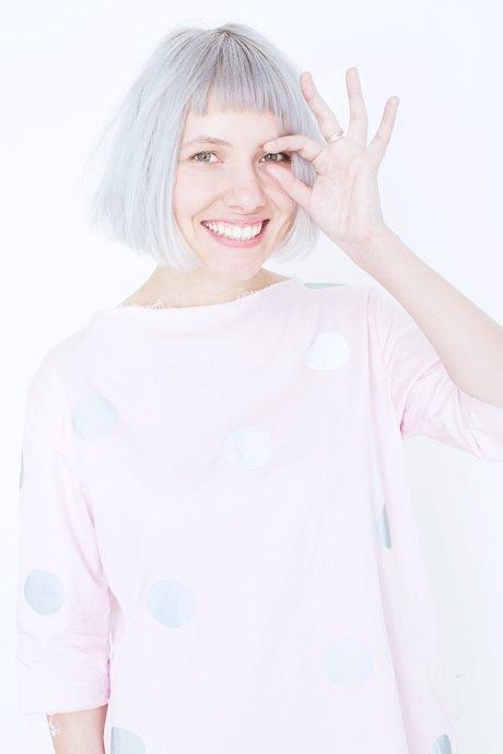 Солистка Glintshake Катя Шилоносова  о любимых нарядах. Изображение № 25.