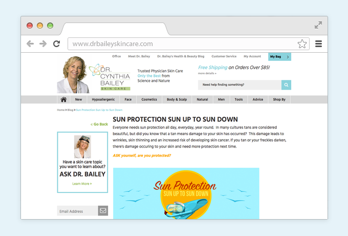 10 профессиональных блогов об уходе за кожей . Изображение № 7.