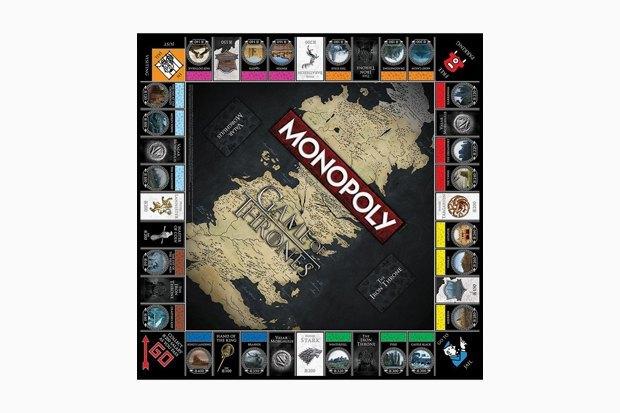 Зима уже здесь: Монополия по «Игре престолов». Изображение № 4.