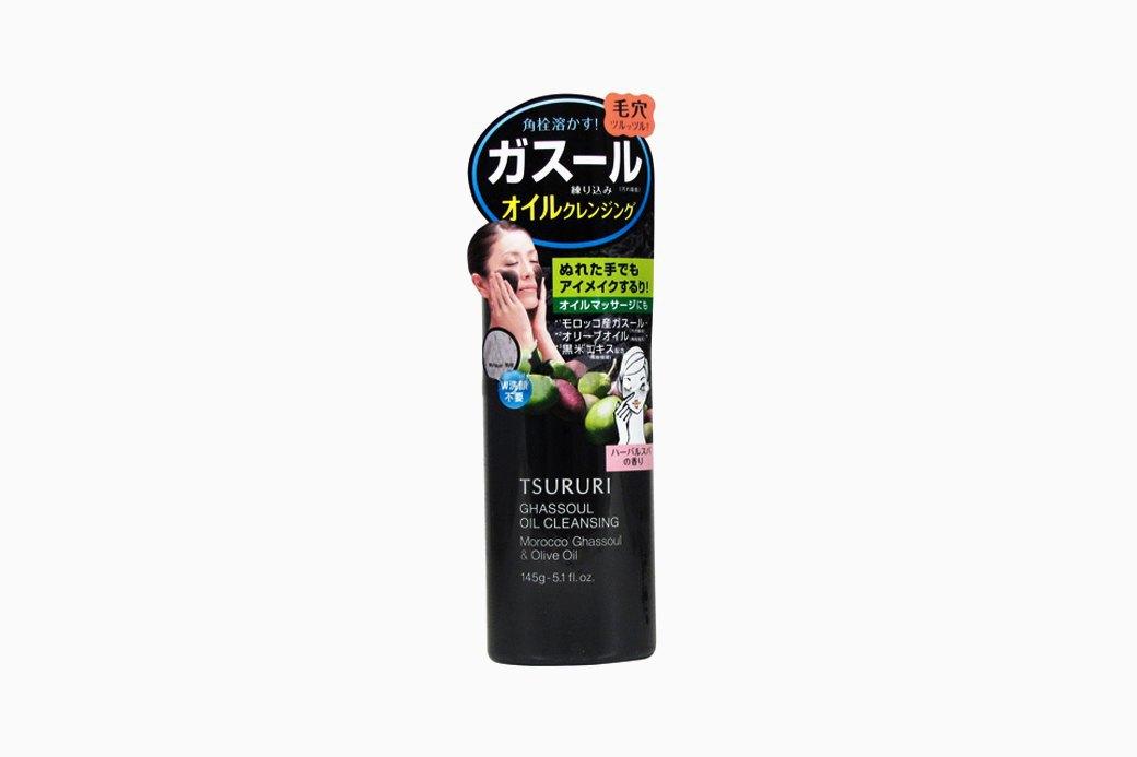 Черное масло для умывания BCL Tsururi Ghassoul. Изображение № 1.