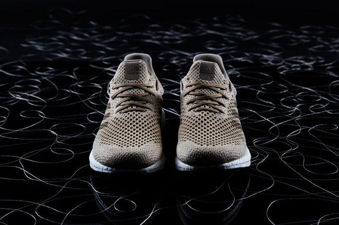 adidas выпустили биоразлагаемые кроссовки. Изображение № 2.