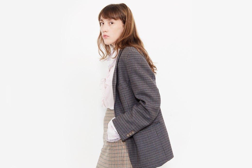 Младший редактор Vogue Олеся Седова о любимых нарядах. Изображение № 1.