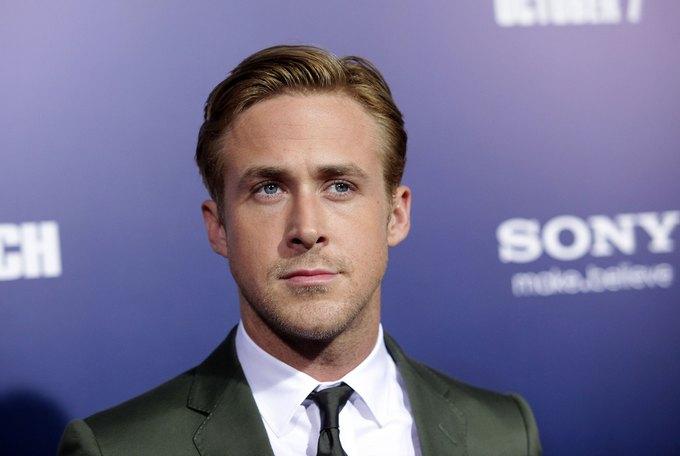 Ryan Gosling via Shutterstock. Изображение № 1.