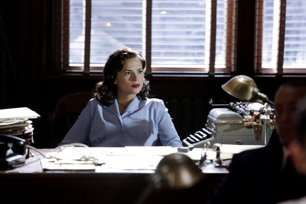 Почему нужно смотреть сериал «Агент Картер» прямо сейчас. Изображение № 2.
