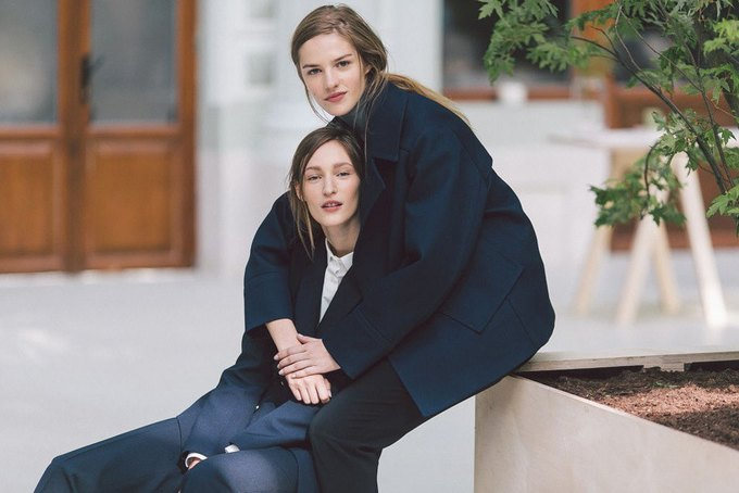 Объемные пальто и клетка в осеннем лукбуке Zara. Изображение № 5.