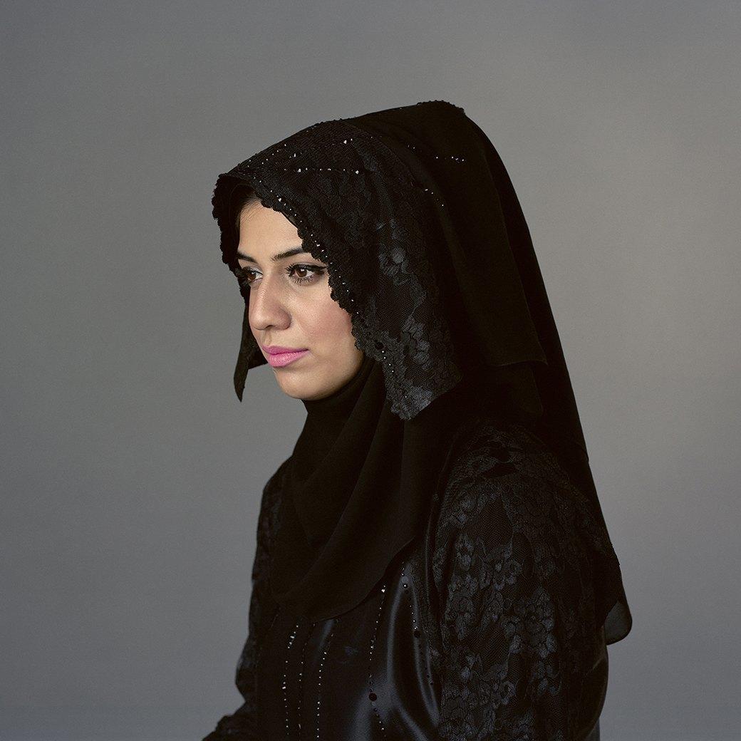 «Purdah»:  Женщины о традиции  покрывать голову. Изображение № 3.