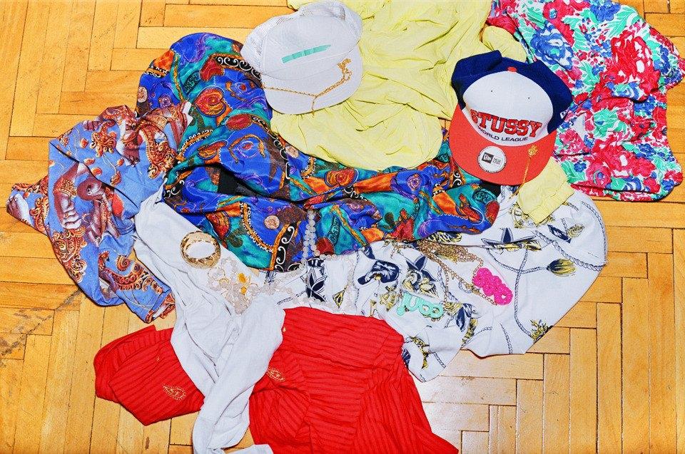 Все лучшее сразу: Московские модники в самой нарядной одежде из своего гардероба. Изображение № 2.