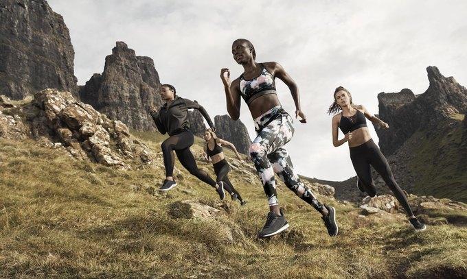 H&M выпустили коллекцию экологичной одежды  для спорта. Изображение № 6.