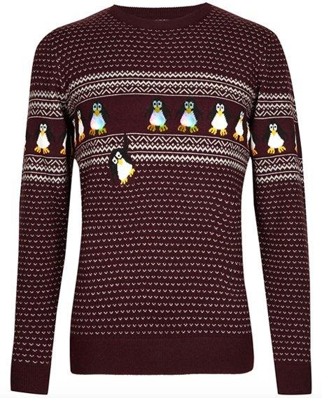 «Уродливые» свитера для Нового года: От простых до роскошных. Изображение № 7.