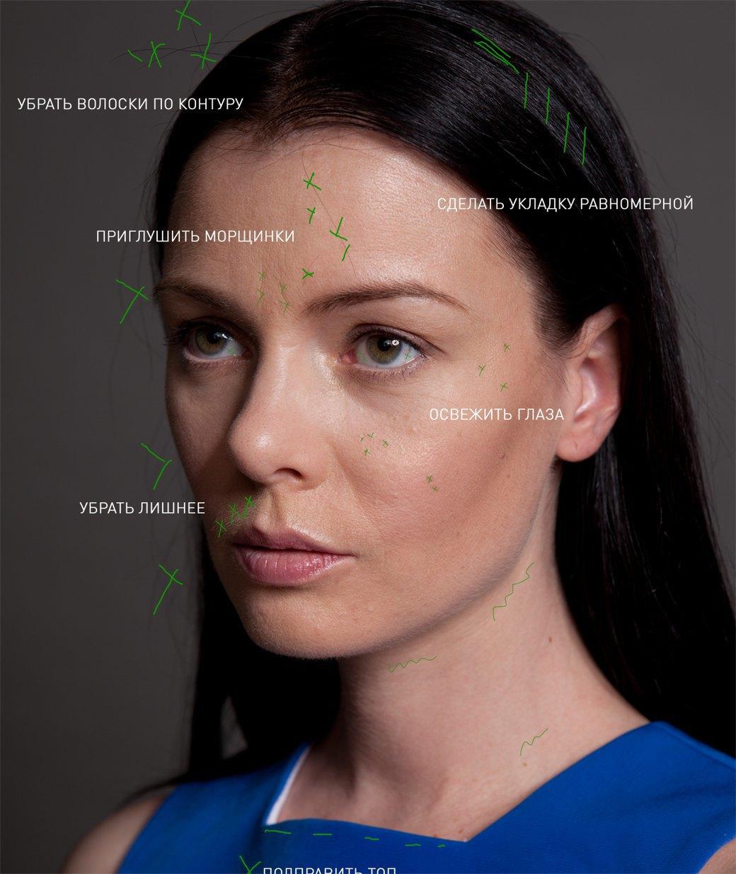 Редакция Wonderzine до и после фотошопа. Изображение № 11.