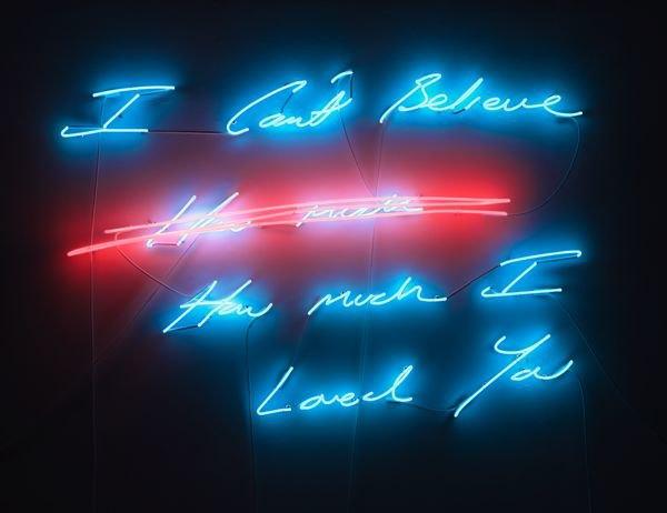14 февраля на Таймс-Сквер появятся работы Трэйси Эмин. Изображение № 5.