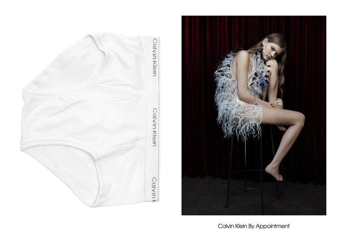 Милли Бобби Браун снялась в кампании Calvin Klein. Изображение № 11.
