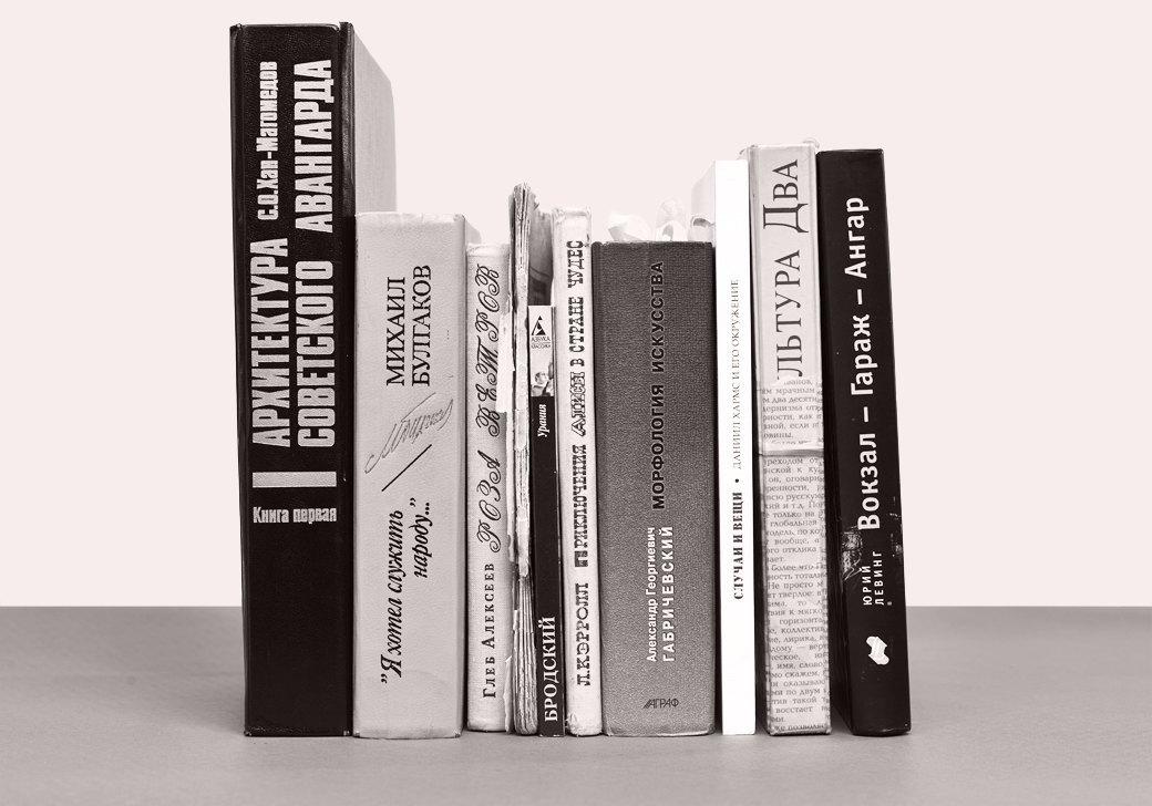 Историк архитектуры Александра Селиванова о любимых книгах. Изображение № 2.