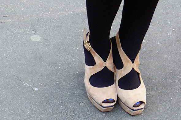 Изображение 27. Детали: Milan Fashion Week.. Изображение № 27.