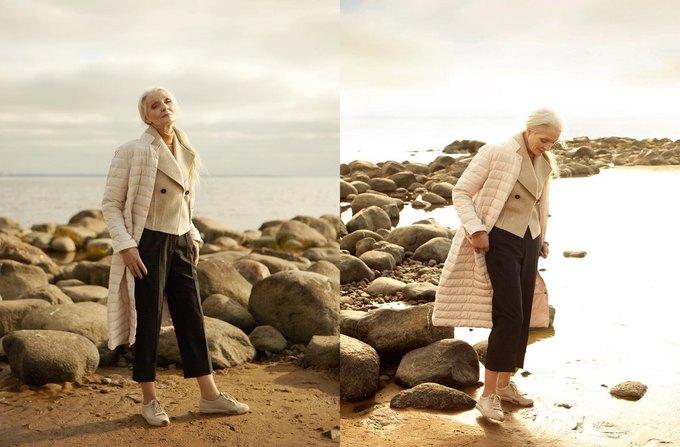 62-летняя модель Oldushka снялась в лукбуке 12Storeez. Изображение № 12.