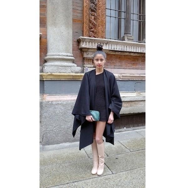 Изображение 7. Milan Fashion Week: день шестой — луки.. Изображение № 7.