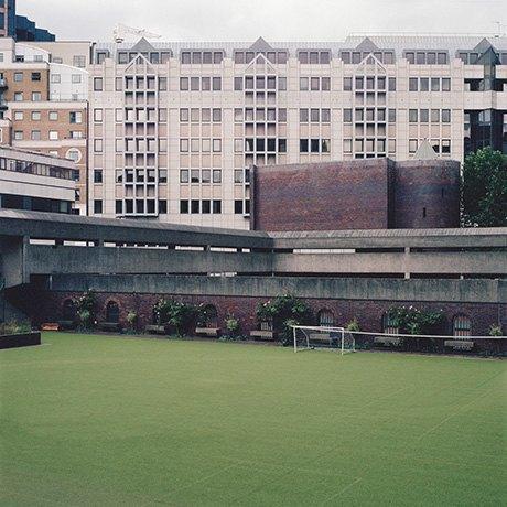 «Courts»: Заброшенные спортплощадки . Изображение № 4.