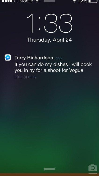 Появился тумблог «Помоги Терри Ричардсону». Изображение № 2.