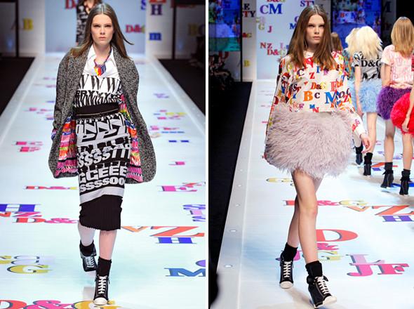 Изображение 4. Показы на Milan Fashion Week FW 2011: день 2.. Изображение № 4.