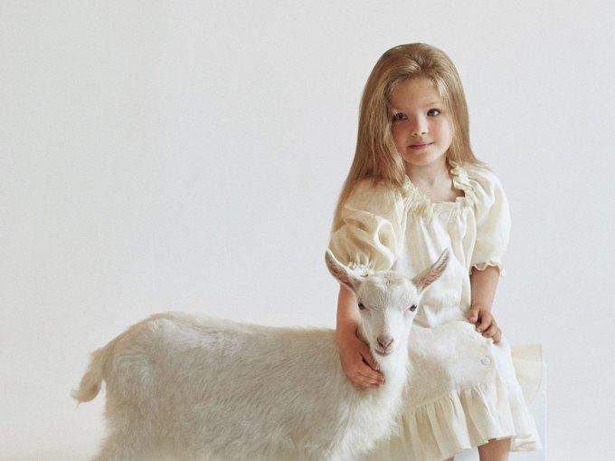 Sleeper запустили бренд детской одежды Sleeper Petit. Изображение № 1.