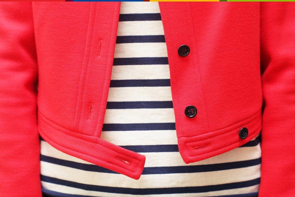 Число Пи: Нью-Йоркский стилист и ее коллекция пиджаков. Изображение № 3.