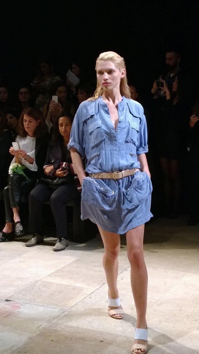 Прямой репортаж  с Paris Fashion Week:  День 8. Изображение № 5.
