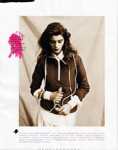 Съемка из Teen Vogue, февраль 2012 . Изображение № 39.