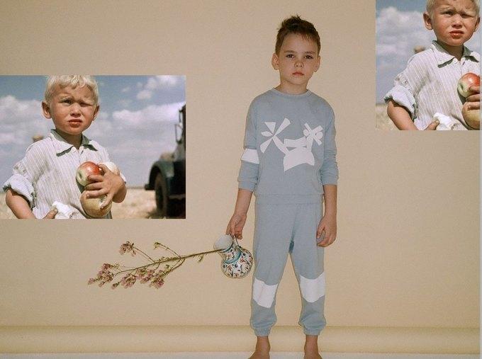 Little Pushkin представили лукбук новой детской коллекции. Изображение № 16.