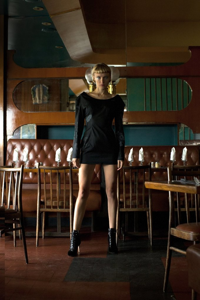Tattoosweaters представили красивую съёмку  с фотодуэтом Bénin Paris. Изображение № 11.