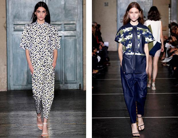 Парижская неделя моды: показы Damir Doma, Dries Van Noten, Rochas, Gareth Pugh и Mugler. Изображение № 55.