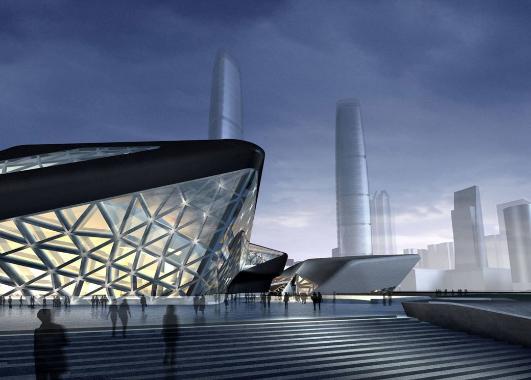 Оперный театр в Гуанчжоу . Изображение № 11.