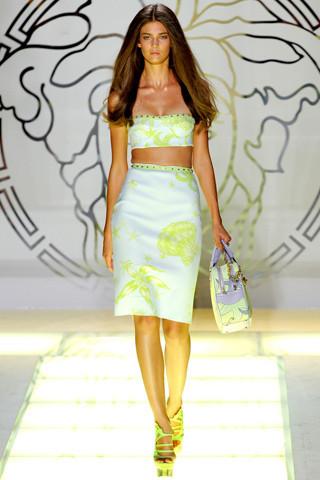 Milan Fashion Week: показ Versace SS 2012. Изображение № 18.