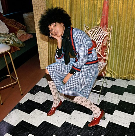 Танцуют все: Кампания Gucci, вдохновлённая 60-ми. Изображение № 18.