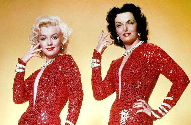 Джентльмены предпочитают блондинок, 1953. Изображение № 3.