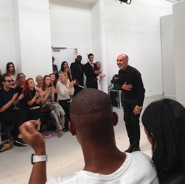Прямой репортаж  с Paris Fashion Week:  День 3. Изображение № 22.