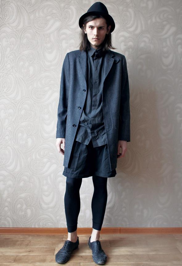Гардероб: Андрей Толстов, модель, сотрудник магазина «КМ20». Изображение № 29.