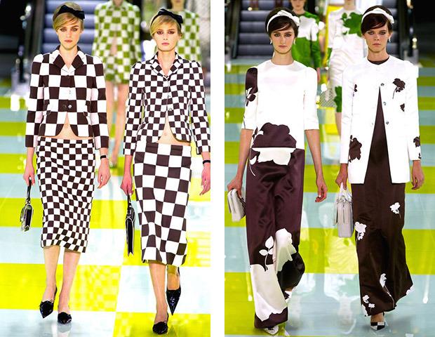 Парижская неделя моды: Показы Louis Vuitton, Miu Miu, Elie Saab. Изображение № 2.