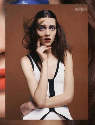 Новые лица: Магда Лагинхе. Изображение № 22.