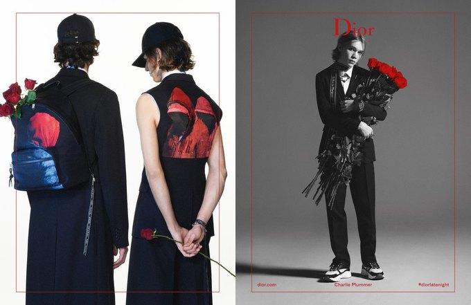 Участники Pet Shop Boys снялись в новой кампании Dior Homme. Изображение № 3.