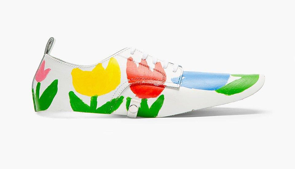 Защитные накладки для обуви Comme des Garçons. Изображение № 1.