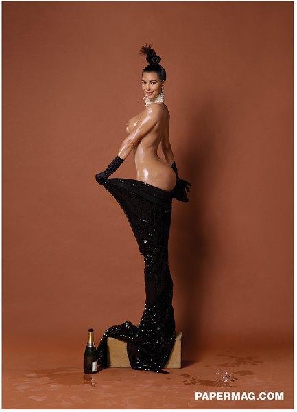Ким Кардашьян продемонстрировала свои скрытые таланты. Изображение № 4.