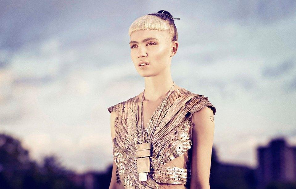 Grimes:  «Мне нравится думать, что я эльф». Изображение № 3.