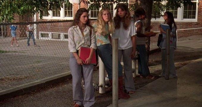 Что можно узнать о стиле 70-х из фильма «Под кайфом и в смятении». Изображение № 28.