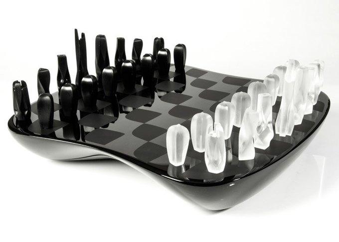 Шахматный набор . Изображение № 3.