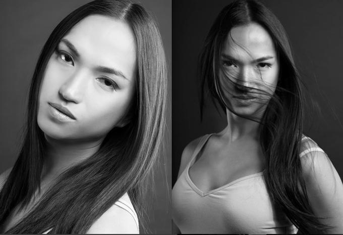 Трансгендерная модель тайского подразделения Apple Model Management. Изображение № 3.