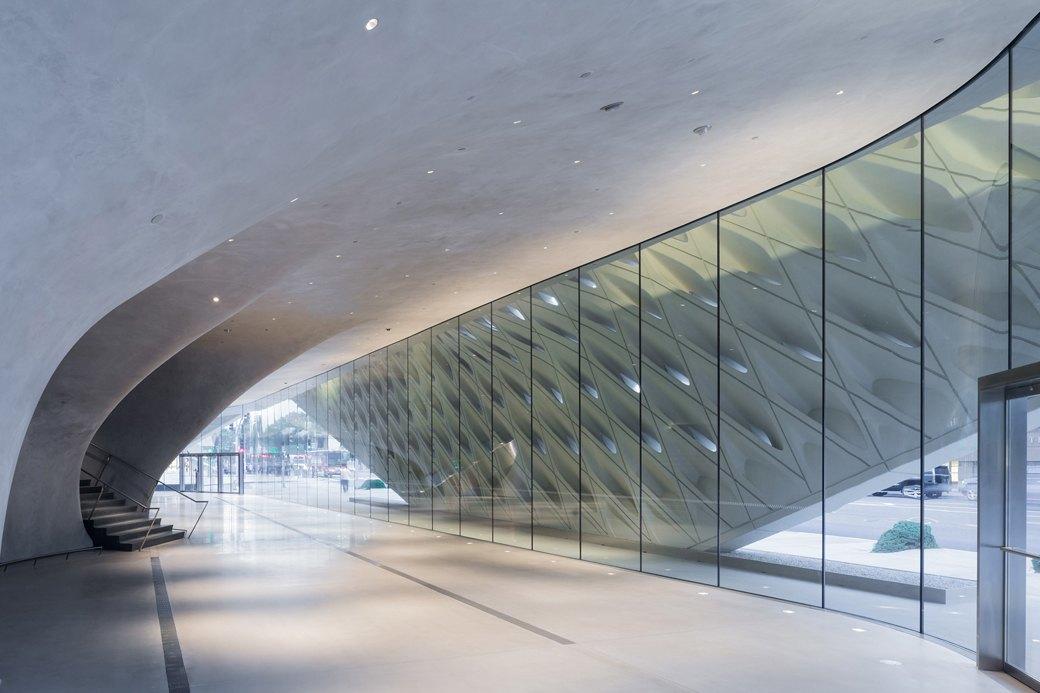 Музей современного искусства The Broad  в Лос-Анджелесе. Изображение № 2.