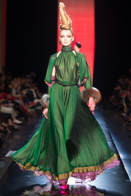 Jean Paul Gaultier Couture FW13. Изображение № 1.