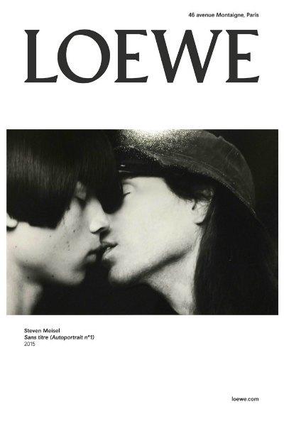 В рекламную кампанию Loewe вошли личные снимки Стивена Мейзела. Изображение № 2.
