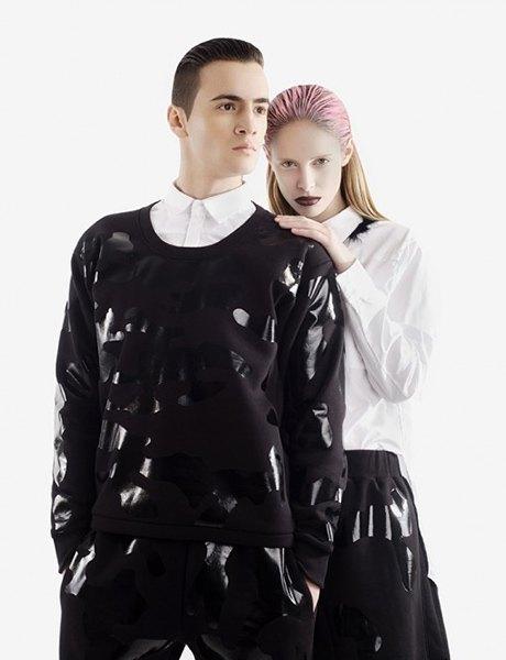 Ксения Шнайдер,  украинский фэшн-дизайнер. Изображение № 6.