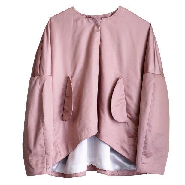 Прозрачные пальто и объемные бомберы Sasha Wider. Изображение № 9.